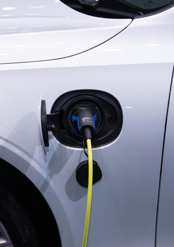 punto de recarga coches eléctricos
