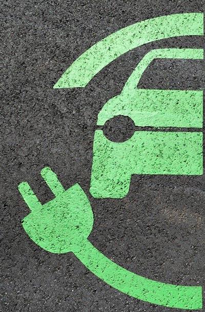 instalación de puntos de recarga para coches eléctricos